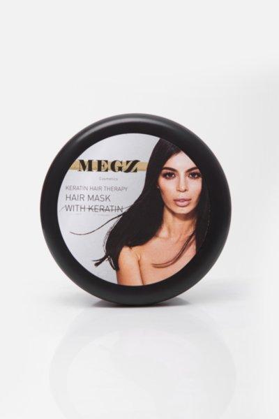 MEGZ маска за коса с ултра кератинова формула