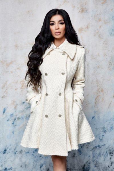 fc5bcef5608 Мегз най-стилното палто на света