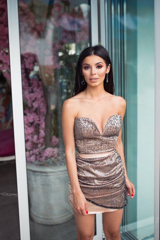 Мегз лимитирана рокля рожден ден Меги 2019-КОРСЕТ
