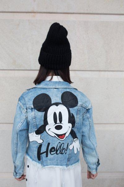 Мегз яке Mickey
