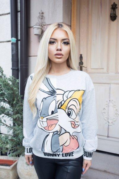 Мегз блуза Bunny Love