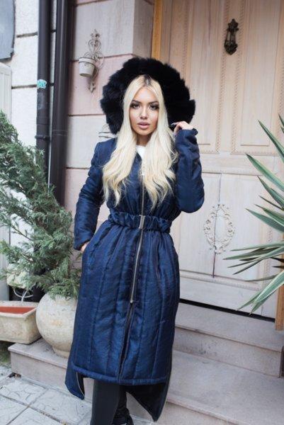 Мегз новото най-топло палто на света
