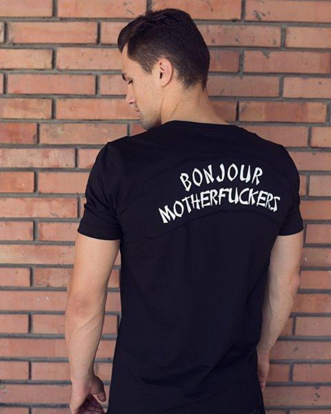 Тениска BONJOUR MOTHERFUCKERS