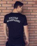 Тениска с интересен принт на гърба-Copy