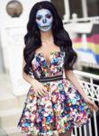 Мегз рокля бонбони