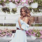 Мегз 2в1 рокля с харбали