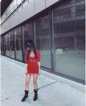 Мегз Спортна рокля BULLS