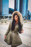 Мегз най-топлото яке на света
