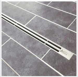 SLIM серия - ултра тънък линеен сифон
