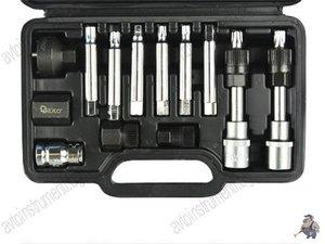 """Комплект ключове за алтернатори 1/2"""", 13 части"""