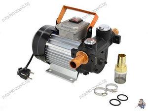 Електрическа помпа за трансфер на масло, гориво и керосин 550W