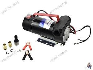 Електрическа помпа за трансфер на гориво и масло 12V