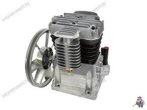 Двуцилиндрова глава за въздушен компресор 50/100/150л. 3кс.