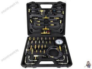 Тестер за измерване налягане на горивото/инжектори, 10 бара