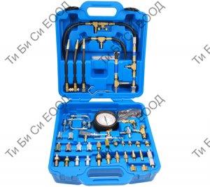 Професионален комплект за тестване на инжекциони, 0-8 bar BGS Technic