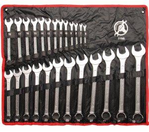 Професионален комплект звездогаечни ключове, 25 бр. BGS Technic