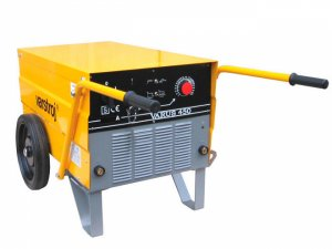 Заваръчен апарат за заваряване с покрит (облечен) електрод Varstroj
