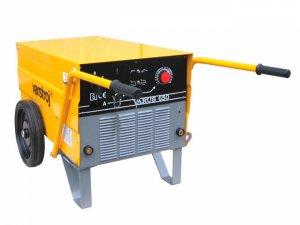 Заваръчен апарат за заваряване с покрит (облечен) електрод,Varstroj Varus 650