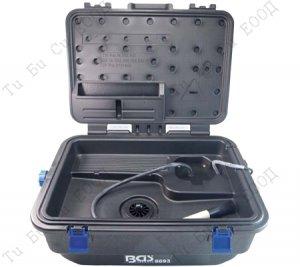 Професионална вана за почистване/измиване на авточасти 230V BGS Technic