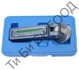 Уред за измерване на кривини, двойна приспособимост BGS Technic