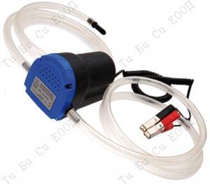 Електрическа помпа за масло 12V, BGS Technic