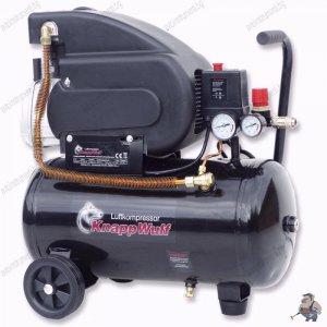 Професионален компресор за въздух 24л. KW2024, Knappwulf