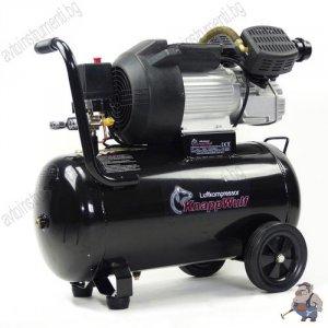Професионален компресор за въздух 50литра. KW3050, Knappwulf