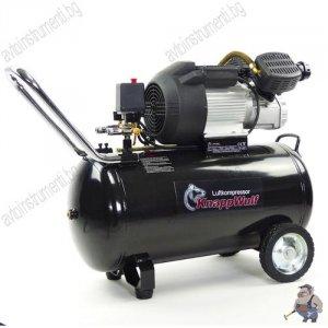 Професионален компресор за въздух, 80 л., KW3080, Knappwulf