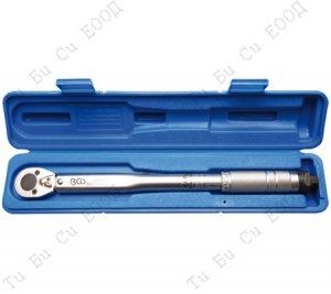 Динамометричен ключ, 3/8'',7-105Нм, BGS Technic