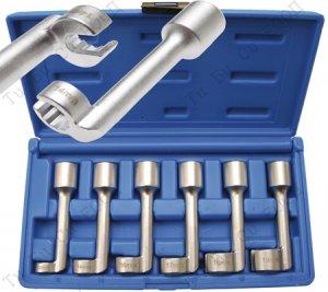 Комплект специализирани ключове за тръбички,12-19мм.,6бр.