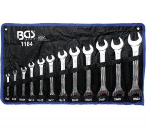 Комплект гаечни ключове 6-7 до 30-32мм.