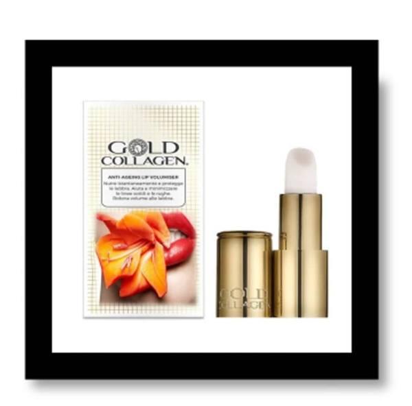 GOLD COLLAGEN ANTI-AGEING LIP VOLUMISER (Ползи и начин на употреба)