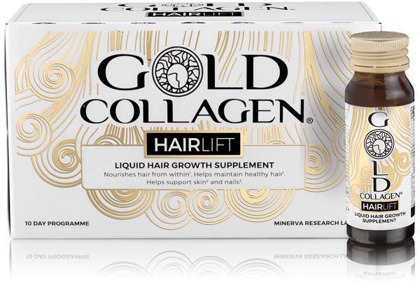 GOLD COLLAGEN® HAIRLIFT