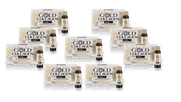 GOLD COLLAGEN HAIRLIFT 90 ДНЕВНА ПРОГРАМА