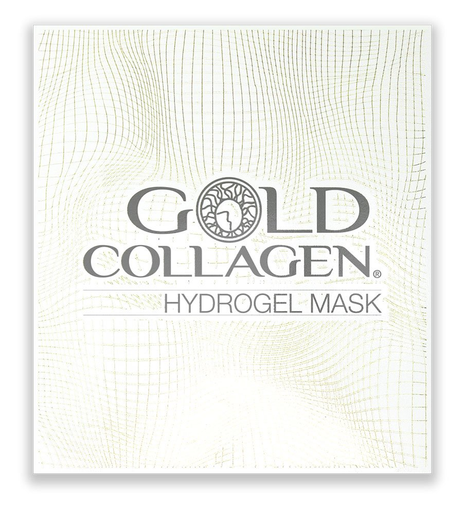 Gold Collagen® Hydrogel Mask