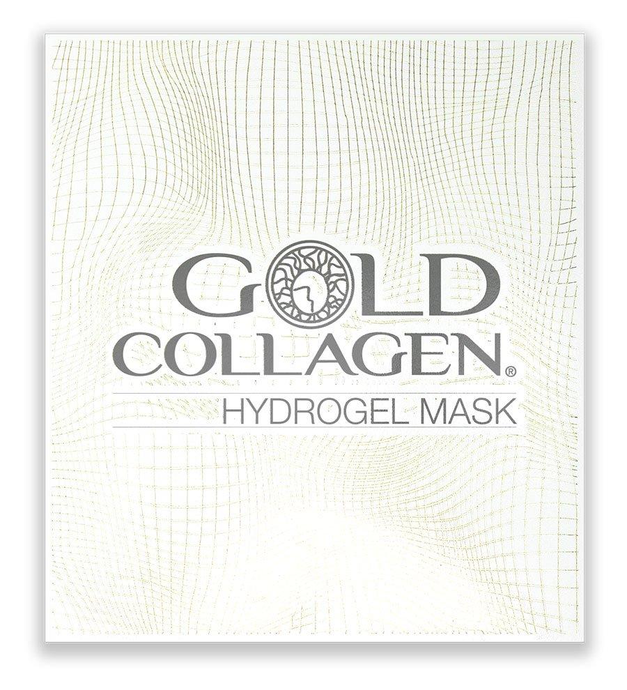 Gold Collagen® Hydrogel Mask