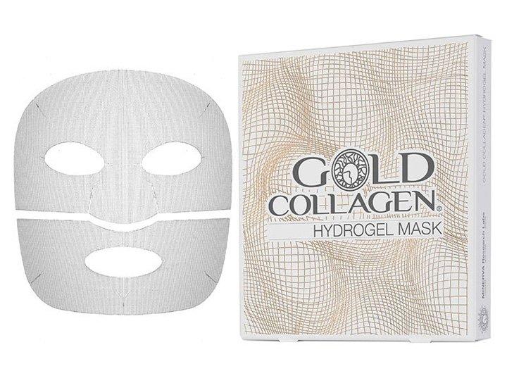 Gold Collagen Hydrogel Mask