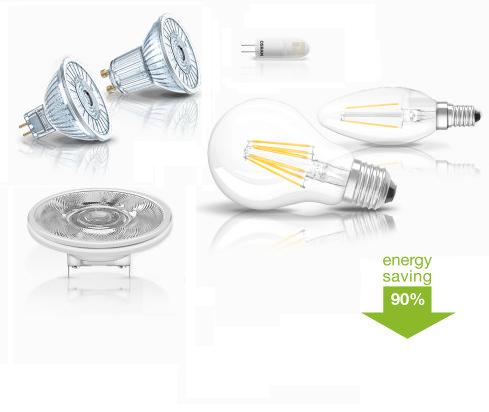 OSRAM LED лампи