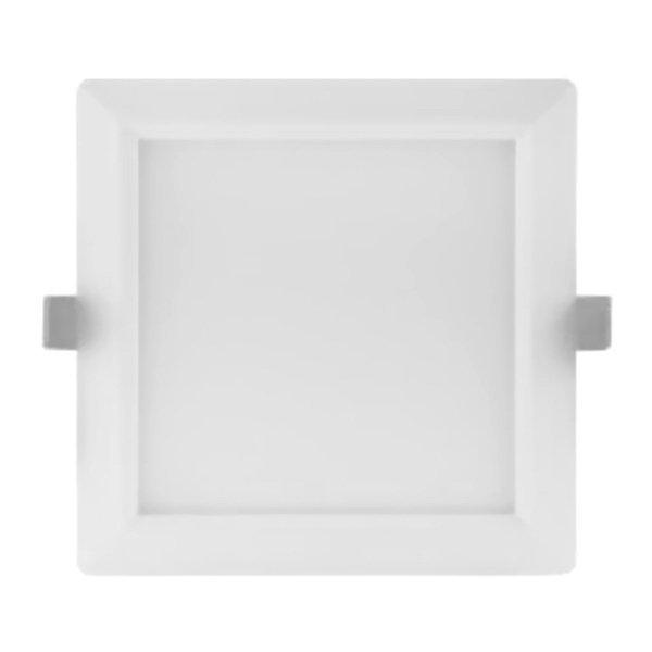 (DLS62) МИНИ LED ПАНЕЛ DL SLIM SQ210 18W 6500K