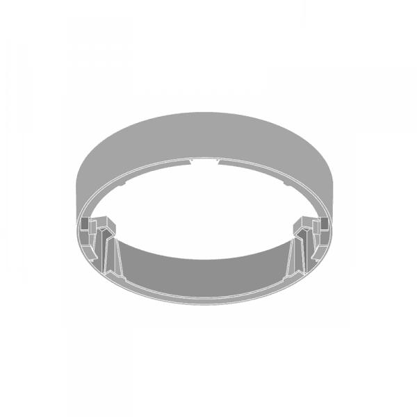 (DLS40) Рамка за повърхностен монтаж за DL SLIM DN105