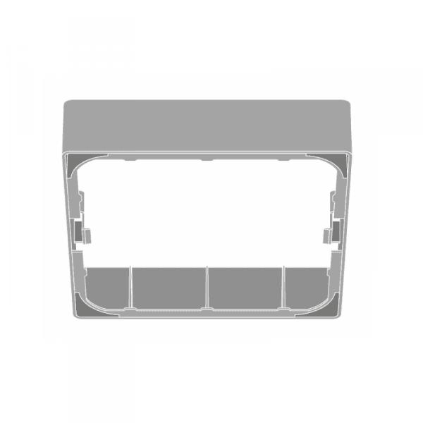 (DLS71) Рамка за повърхностен монтаж за DL SLIM SQ155