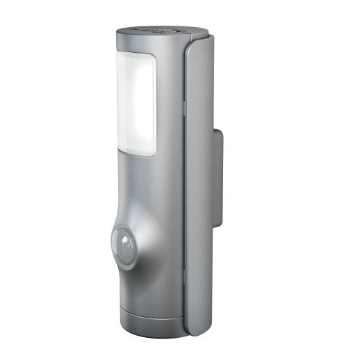 (332) LEDVANCE NIGHTLUX Torch Silver - Сензорен ЛЕД Осветител