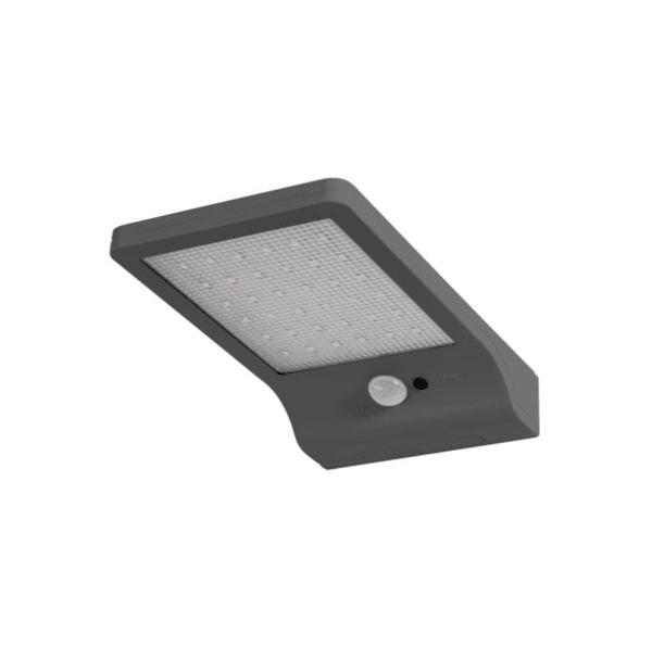 (345) LEDVANCE DoorLED Solar Silver - Сензорен ЛЕД Осветител