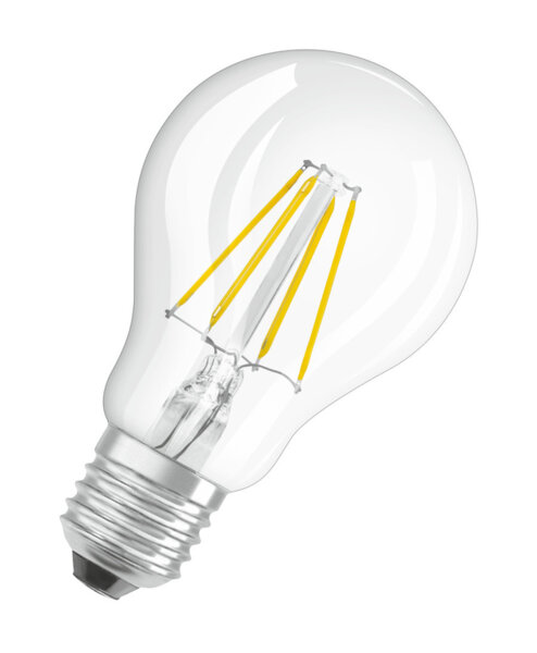 (887) OSRAM VALUE FILAMENT CL A40 4W E27