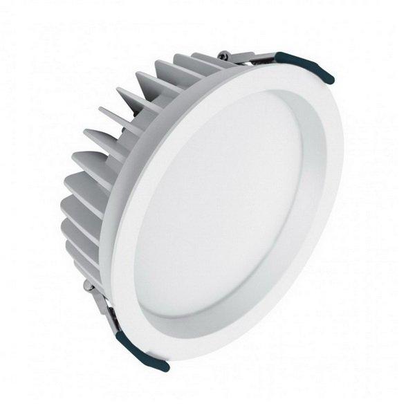 (150) LED ЛУНА DL150 14W 3000K WT
