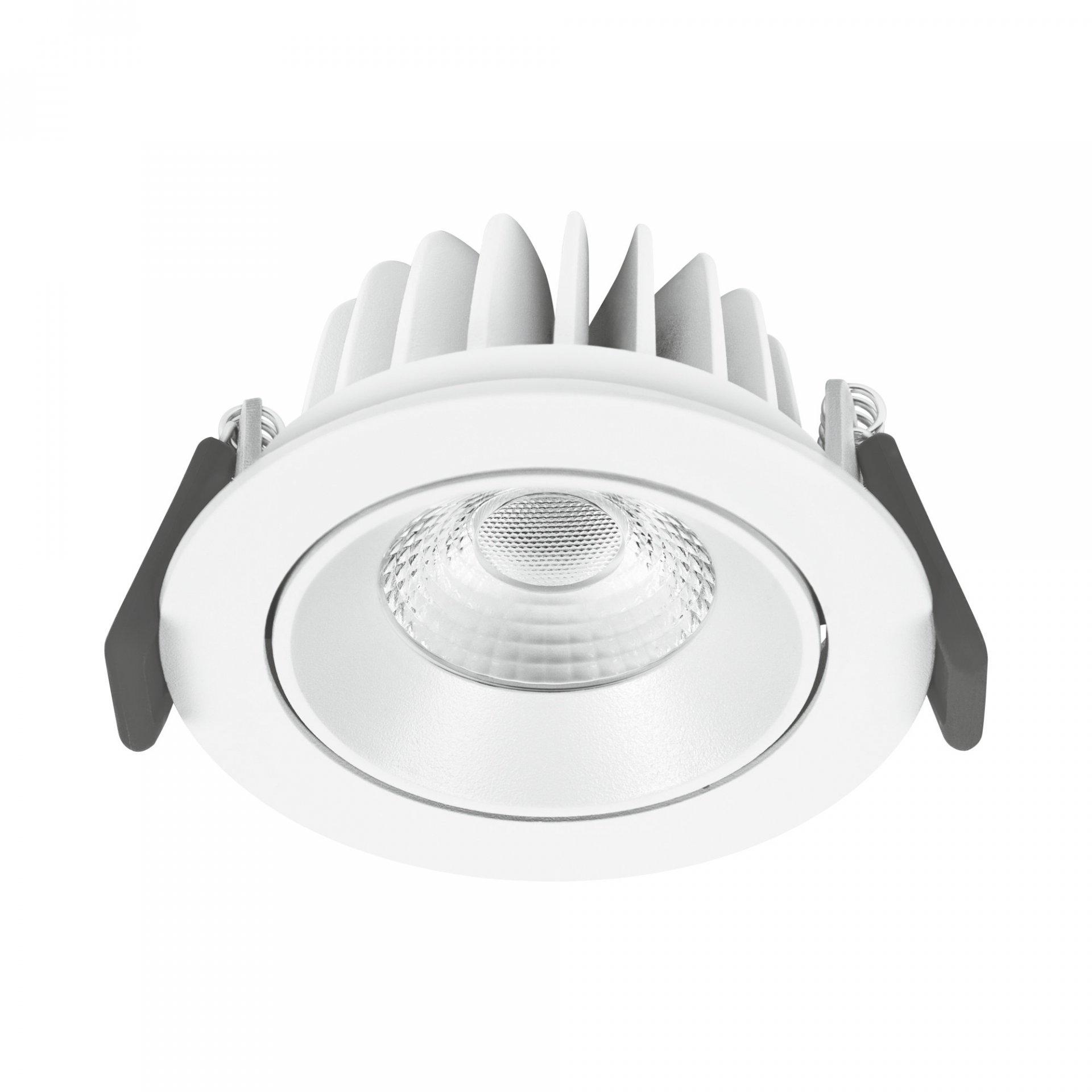 (310) SPOT LED 83 8W 3000K IP20 ADJ WT
