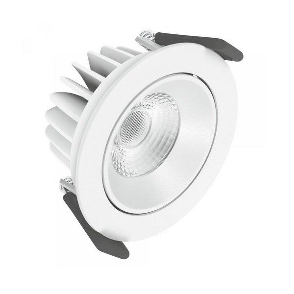 (315) SPOT LED 83 8W 4000K IP20 ADJ WT