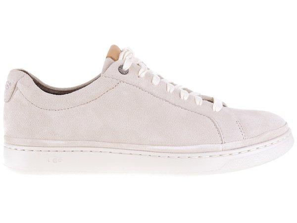 Мъжки обувки UGG Cali Sneaker Low Cap - Бели