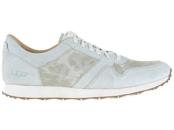 Обувки Ugg Trigo Suede Camo - Бели