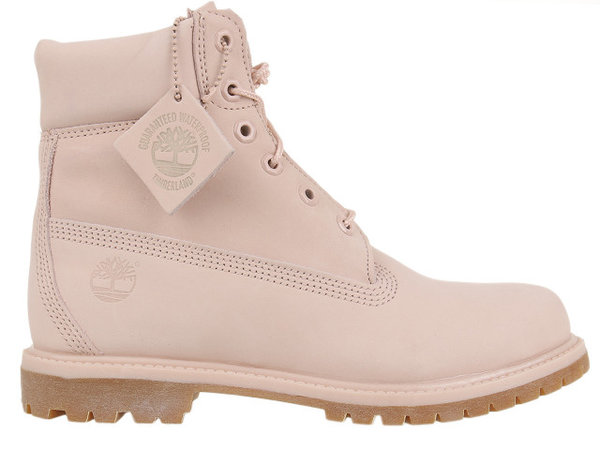 Дамски обувки Timberland 6 In Premium Cameo Rose - Розови